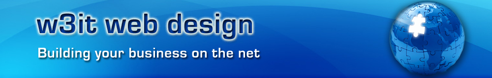 web design by w3it in Mandurah, Rockingham, Kwinana  - Building Your Business on the Net
