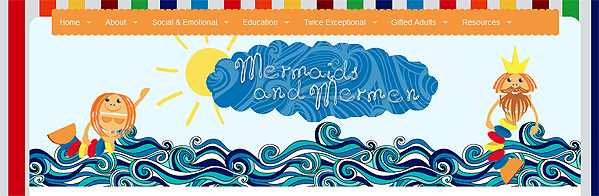 Mermaid and Mermen - Gifted Kids Perth