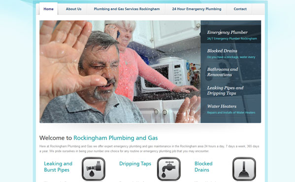 Rockingham Plumbing and Gas